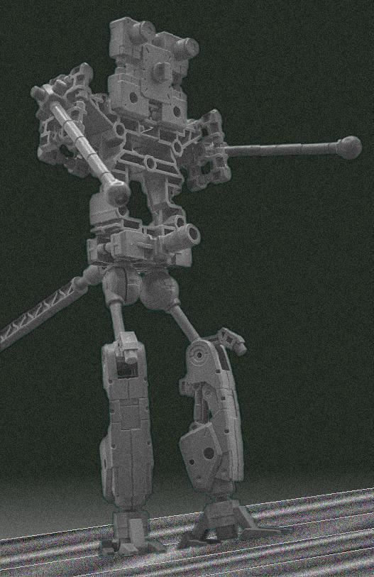 bEXM-00【プロトノヴァ】「先遣行軍隊搭乗者選抜試験機」