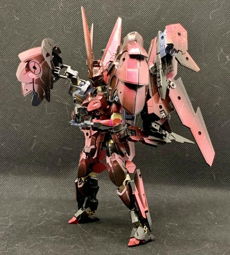 スピナティオ【ZERO】Wフライトユニット フロント
