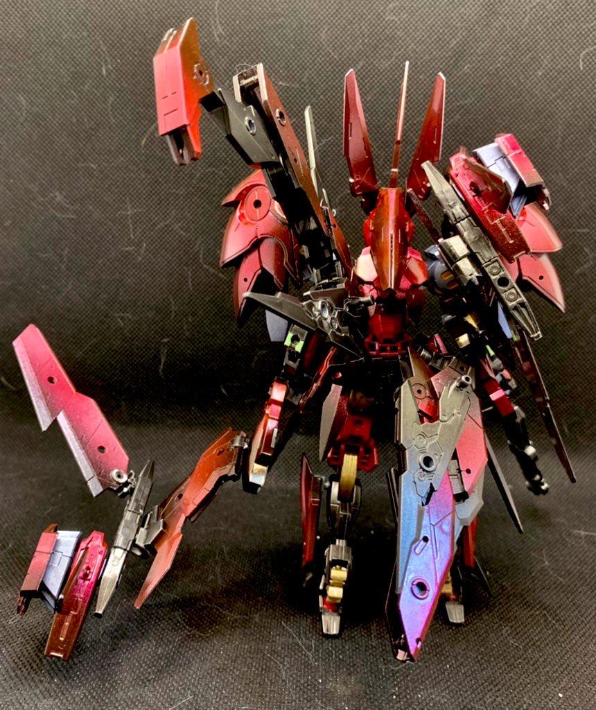 スピナティオ【ZERO】Wフライトユニット Ver.2